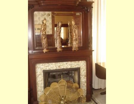 Contents Of The Historic Hamilton House Judy Warren